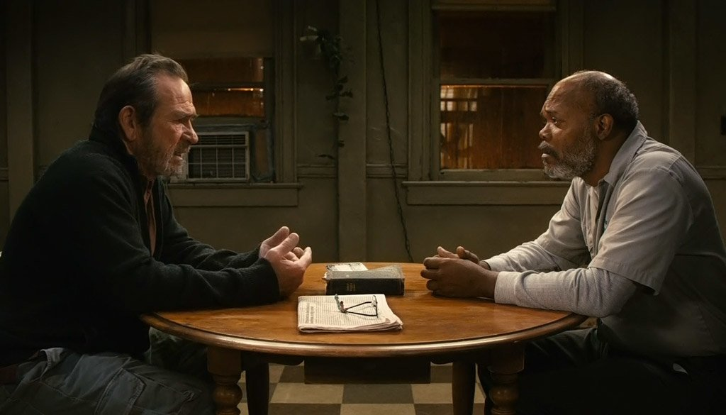 فيلم The Sunset Limited