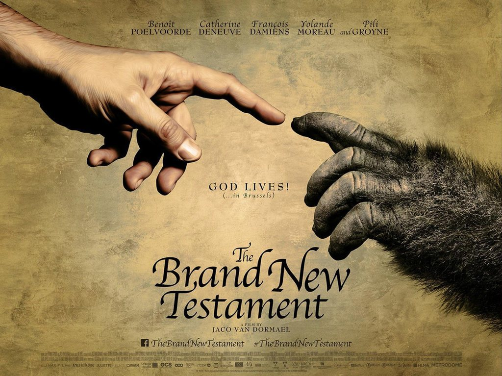 فيلم The Brand New testament