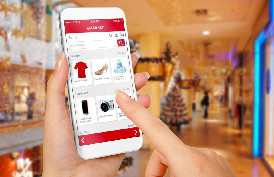 يعشق الأميركيون التسوق عبر الانترنت