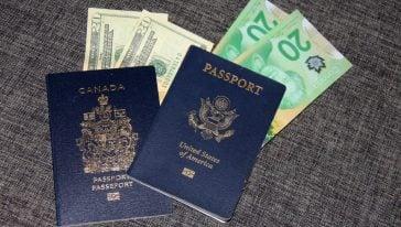 جوازي سفر الولايات المتحدة وكندا