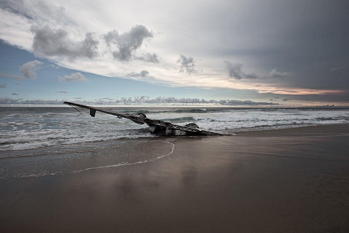 حوادث الطيران التي انتهت نهاية سعيدة