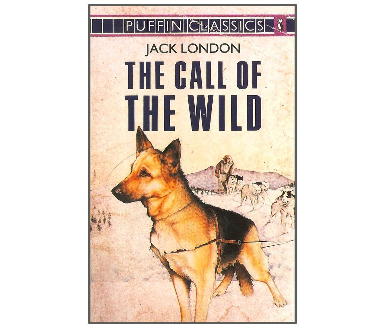 رواية The Call of the Wild للكاتب Jack London