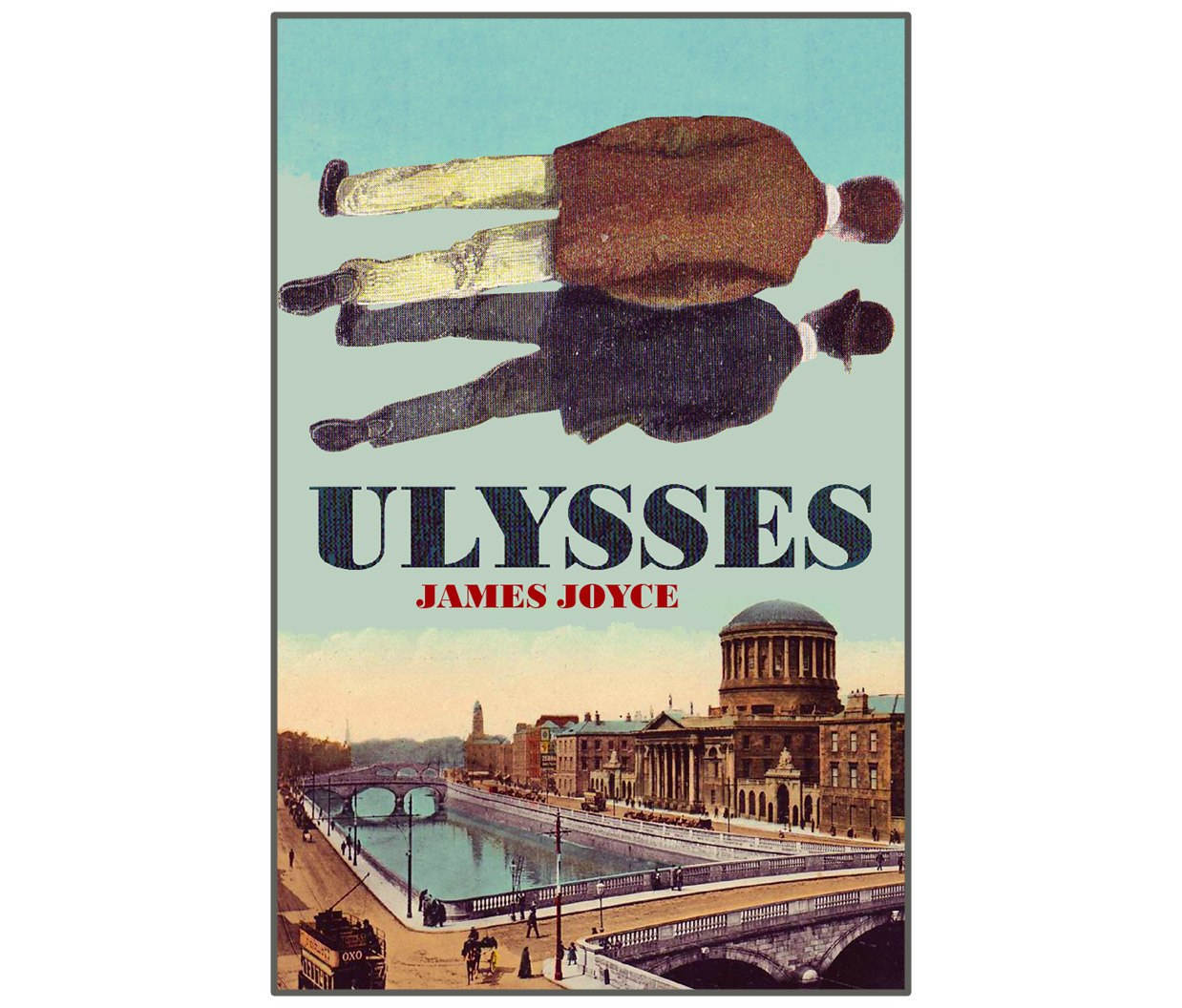 رواية Ulysses للكاتب James Joyce