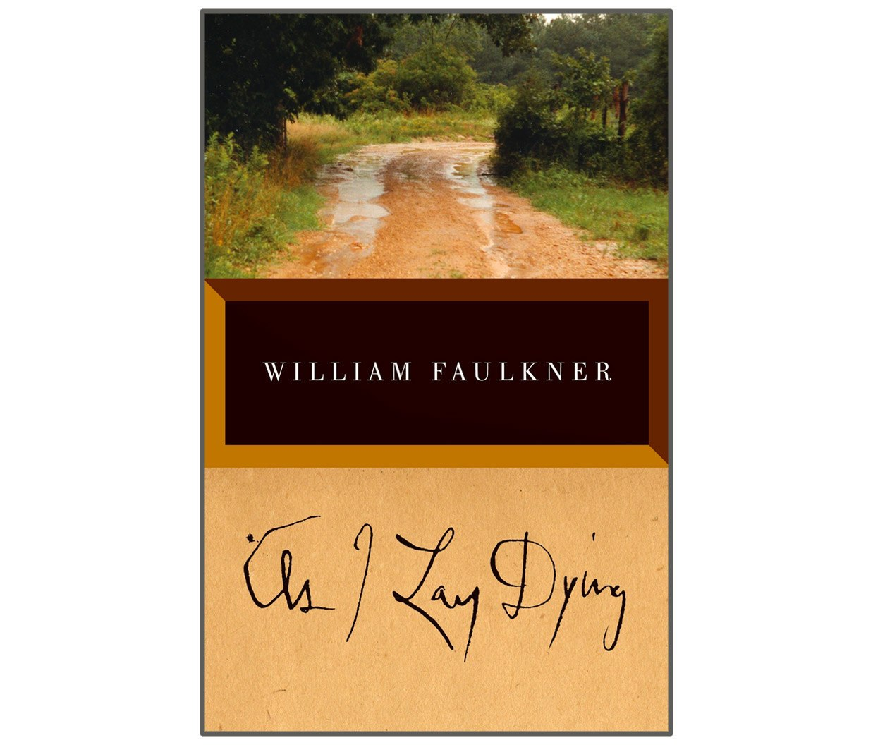 رواية As I Lay Dying للكاتب William Faulkner