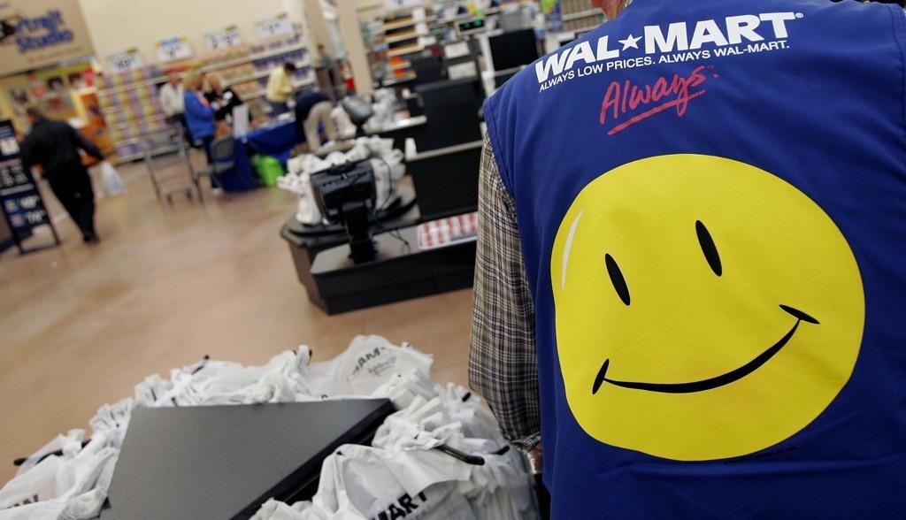 شركة Wal-Mart كانت لطيفة أكثر من اللازم مع الألمان