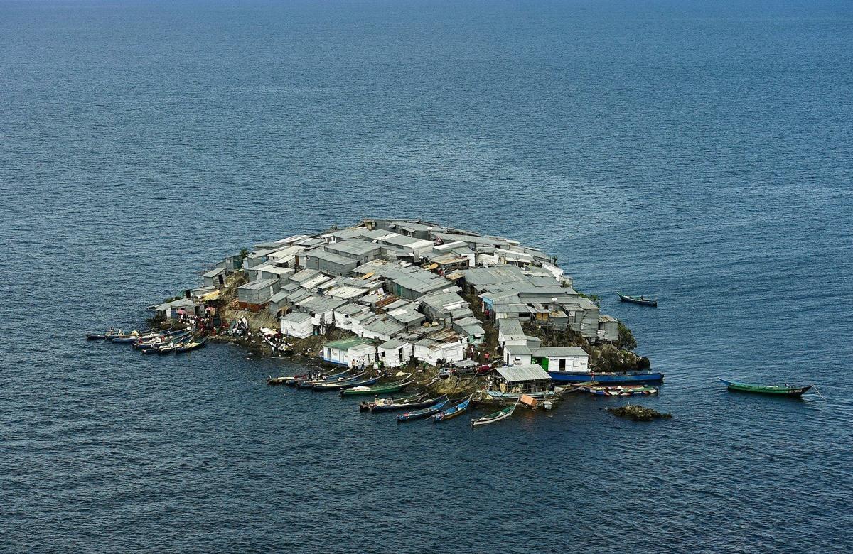 جزيرة (ميجينغو)