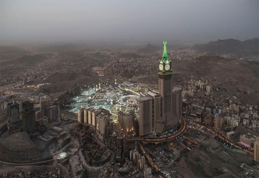 مدينة مكة