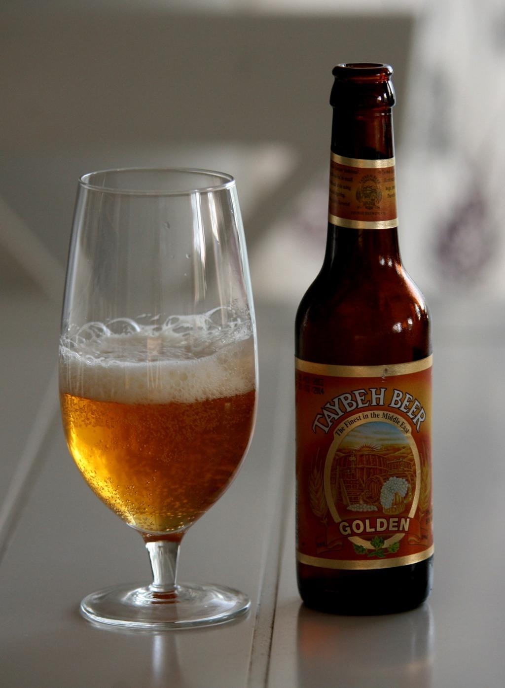 بيرة طيبة في فلسطين