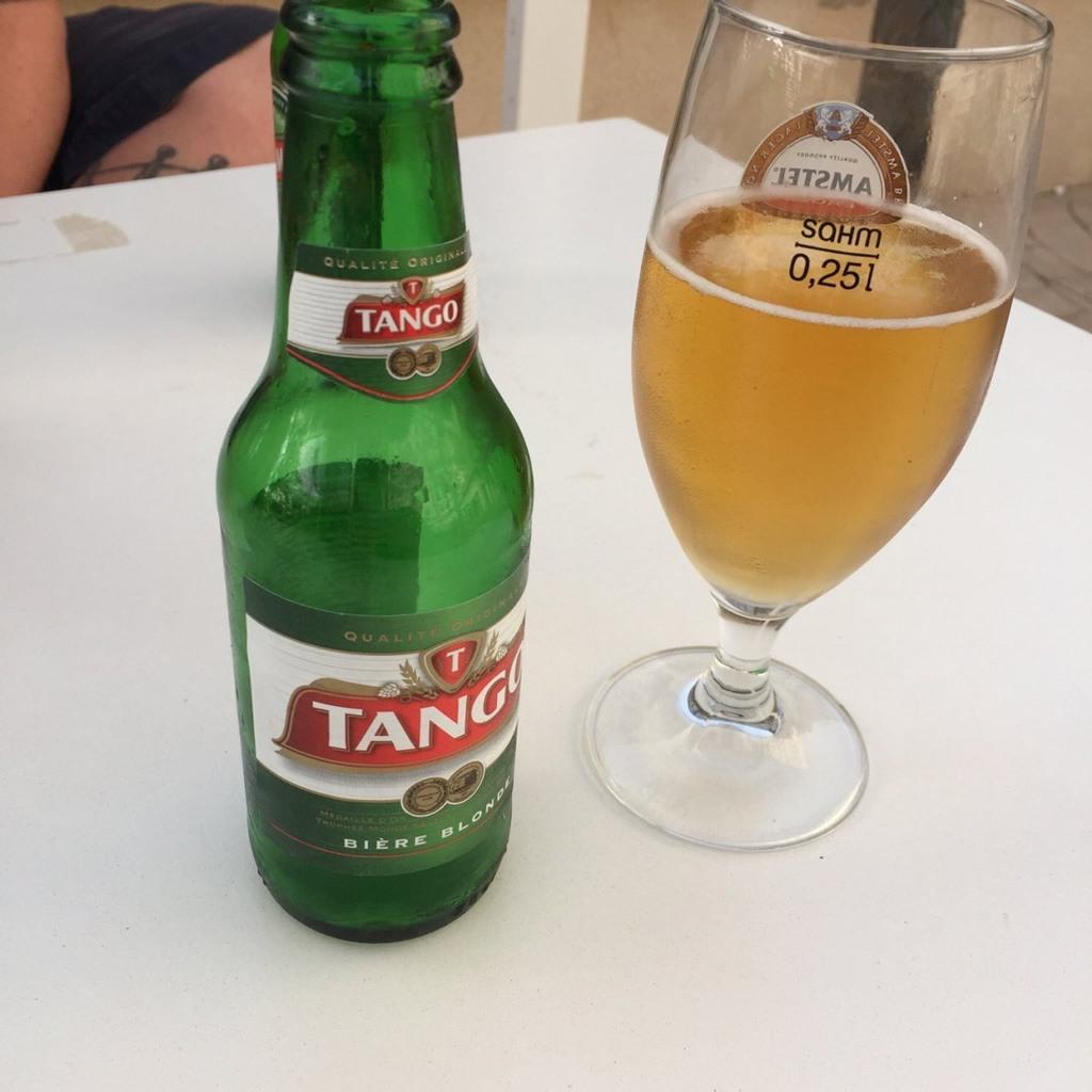بيرة (تانغو) الجزائرية