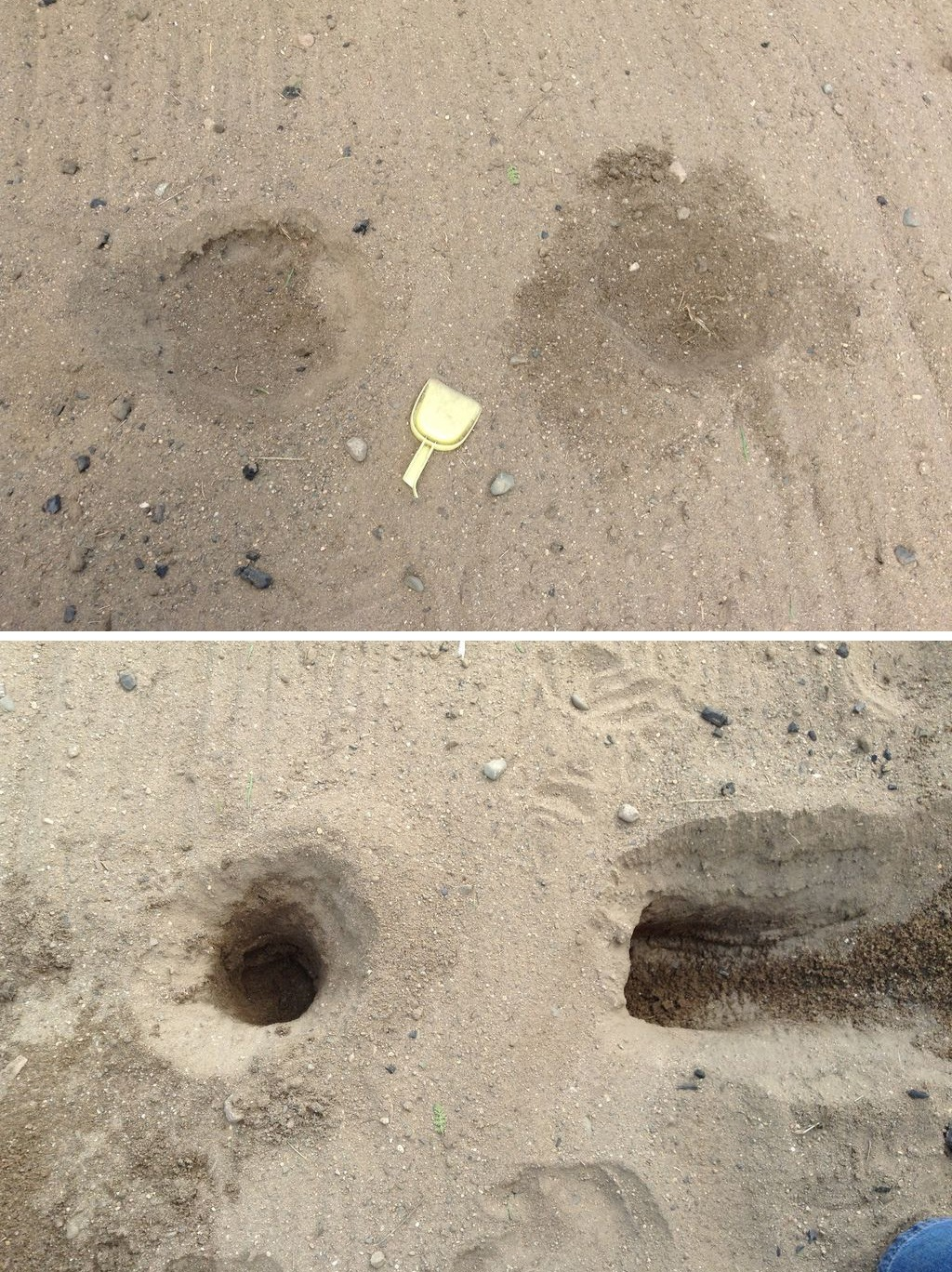 موقد الصاروخ الرملي