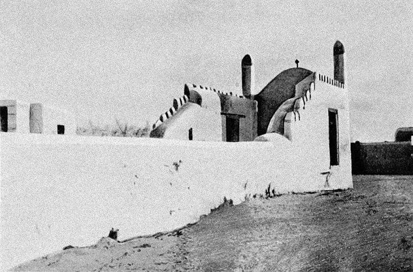 قبر حواء سنة 1913. صورة: