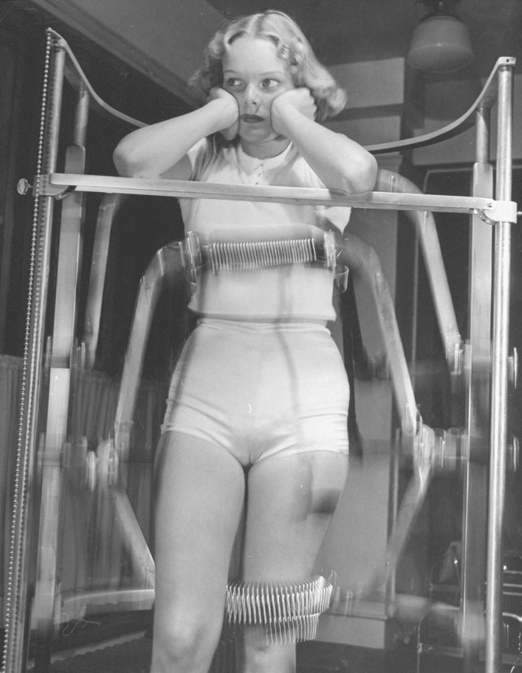 (سليندو ماشين) في عام 1940. صورة: Alfred Eisenstaedt/Getty Images