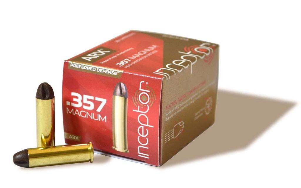 خرطوش Magnum 357.