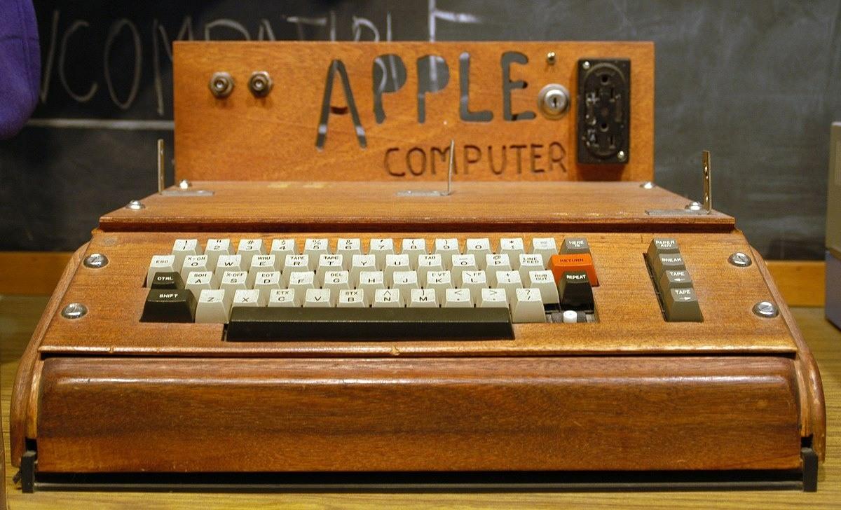 كمبيوتر أبل 1.