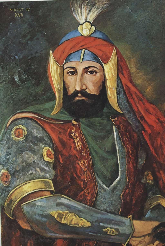 السلطان مراد الرابع