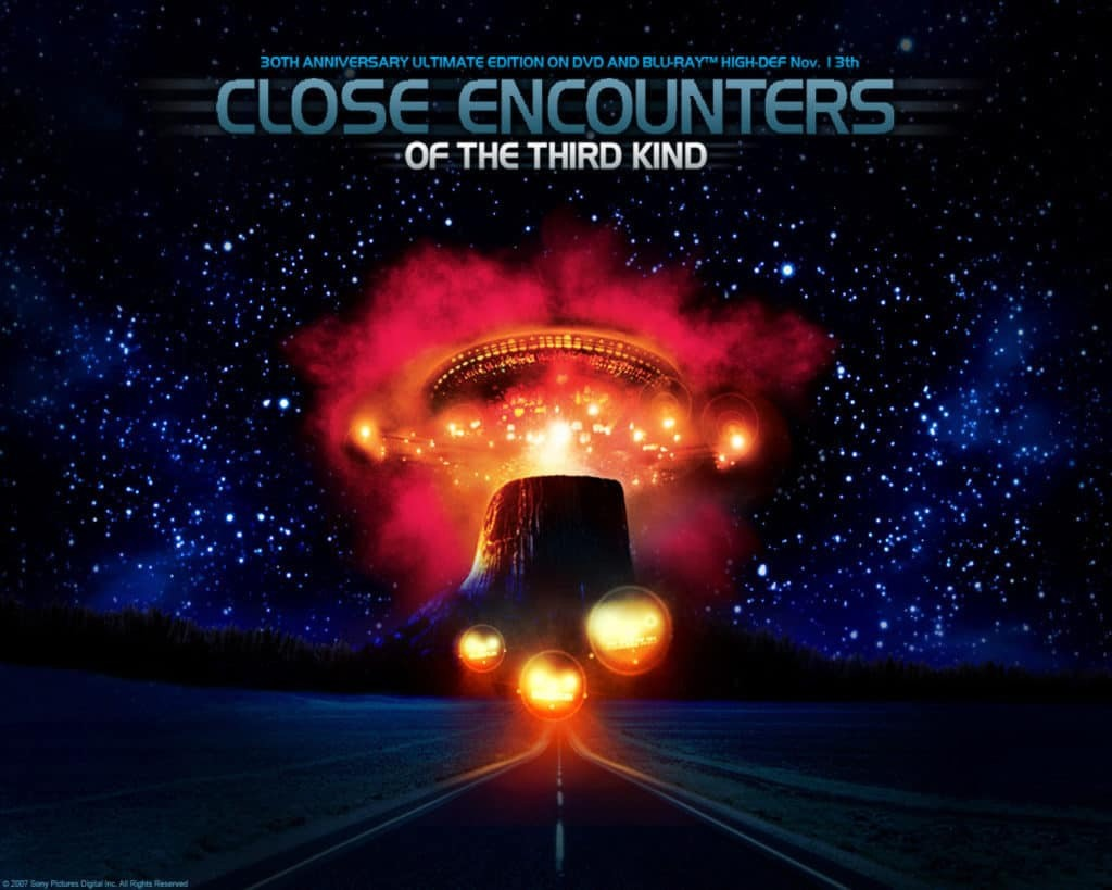 فيلم Close Encounters of the Third Kind