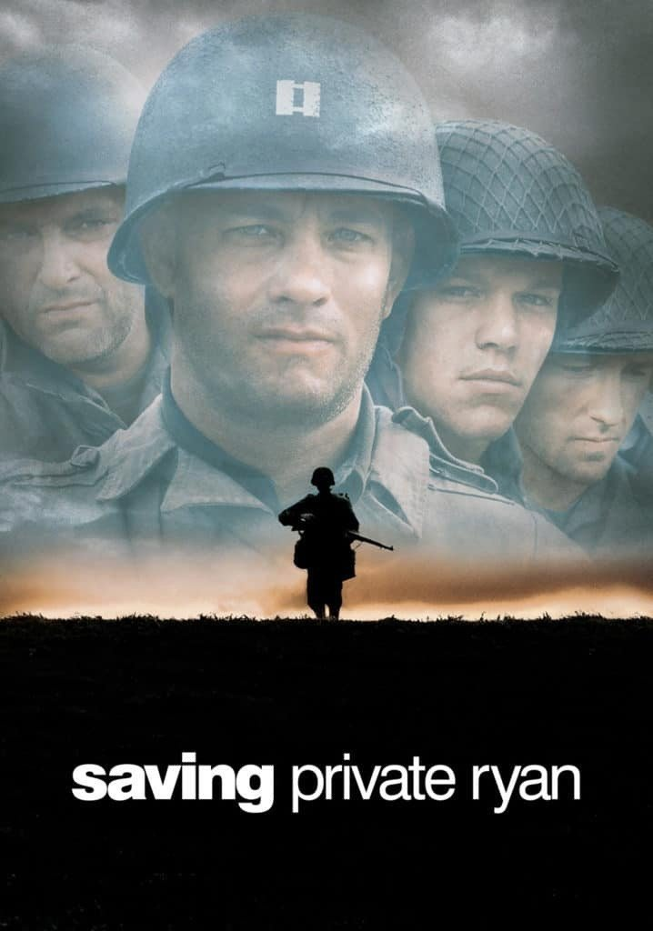 ملصق فيلم saving private rayan