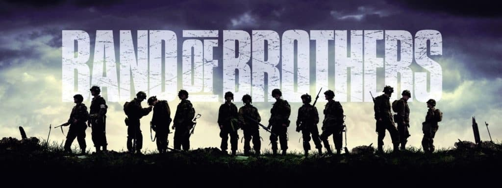 مسلسل Band of Brothers