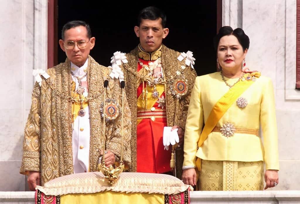 العائلة الملكية التايلاندية