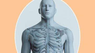 جسم الانسان تشوه