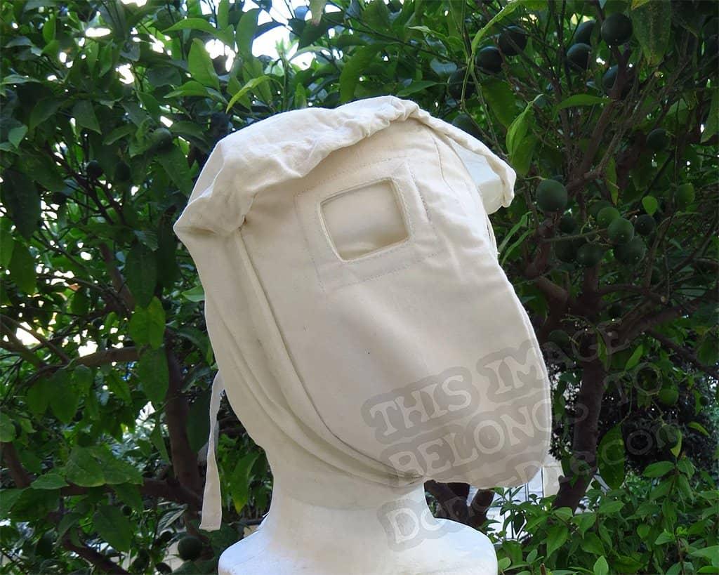 قناع ضد الغبار PTM-1 (البديل الأبيض)